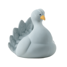 Badelegetøj, påfugl - Lyseblå