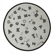 Alfabet tæppe