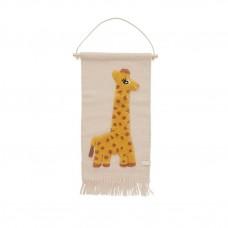 Giraf, vægtæppe