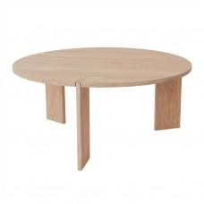 Kaffebord, stor/egetræ