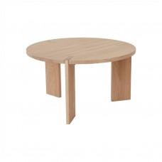Kaffebord, egetræ