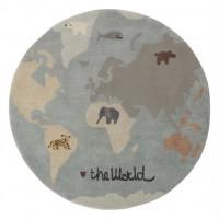 Gulvtæppe, The World