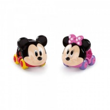 Mickey og Minnie Mouse biler