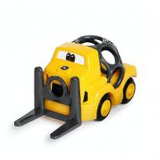 Oball Konstruktions køretøj, traktor med gaffel lift