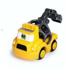 Oball Konstruktions køretøj, traktor med skovl