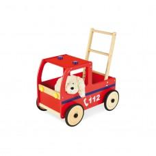 Gåvogn, brandbilen Klaus