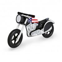 Løbe motorcykel, Cooper - multifarvet