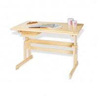 Børne-skrivebord, Lena - lakeret træ
