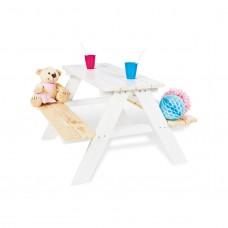 Børne havemøbel, Nicki - hvid