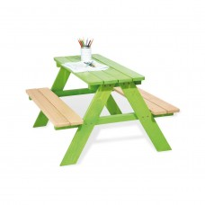 Børne havemøbel, Nicki - grøn