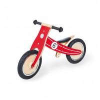 Løbecykel, Nico - rød