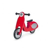 Løbecykel, Vespa Wanda - Rød