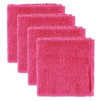 Vaskeklude, pink