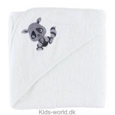 Badeslag med vaskebjørn