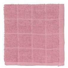 Vaskeklude - rosa