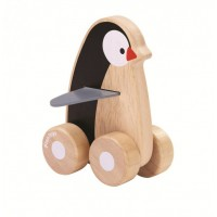Pingvin på hjul
