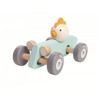 Racerbil m. Kylling