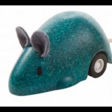 Køremus (grøn)