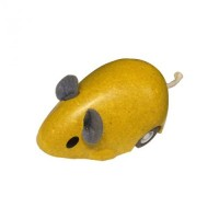 Køremus (gul)