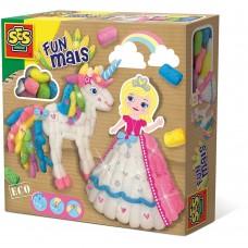 Fun Mais - prinsesse og enhjørning