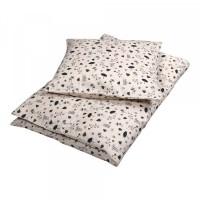 Junior sengetøj, Forest Floor Blue