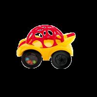 Rattle & roll bil, gul