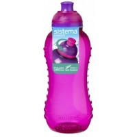 Drikkedunk, pink-330ml