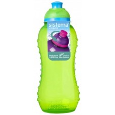 Drikkedunk, grøn-330ml