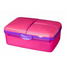 Madkasse, 1,5 l., pink