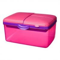 Madkasse 2 l., pink