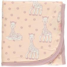 Babytæppe m. Sophie la Girafe