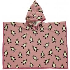 Badeponcho - pingvin