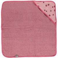 Babyhåndklæde, lyserød