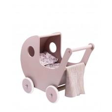 Dukkevogn, powder