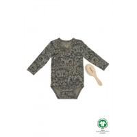 Babypakke, 6 mdr. - Owl Vetiver (Limited)
