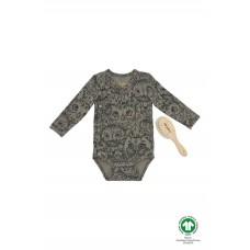 Babypakke, 0 mdr. - Owl Vetiver (Limited)