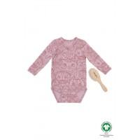 Babypakke, 3 mdr. - Owl lavender (Limited)