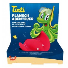 Sprøjtedyr & sjov (inkl. 3 badevandsfarver)