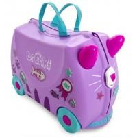 Rullekuffert - Cassie Cat