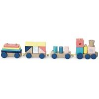 Byggeklodser, togsæt