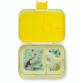 Madkasse, panino (4 rum)  - Sunburst Yellow