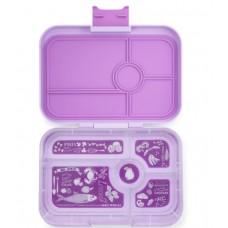 Madkasse, tapas - bon appetit tray (5 rum) - Lila Purple