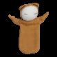 Cuddle doll, gul