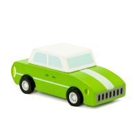 Pull back bil, grøn
