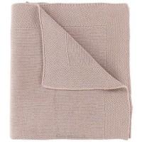 Babytæppe - støvet rosa