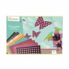 Origami kreativitetskasse
