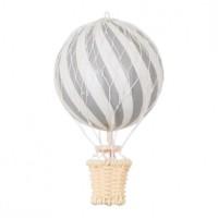 Luftballon 10 cm, grey