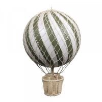 Luftballon 20 cm, Olive Green