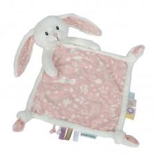 Kanin nusseklud, lyserød